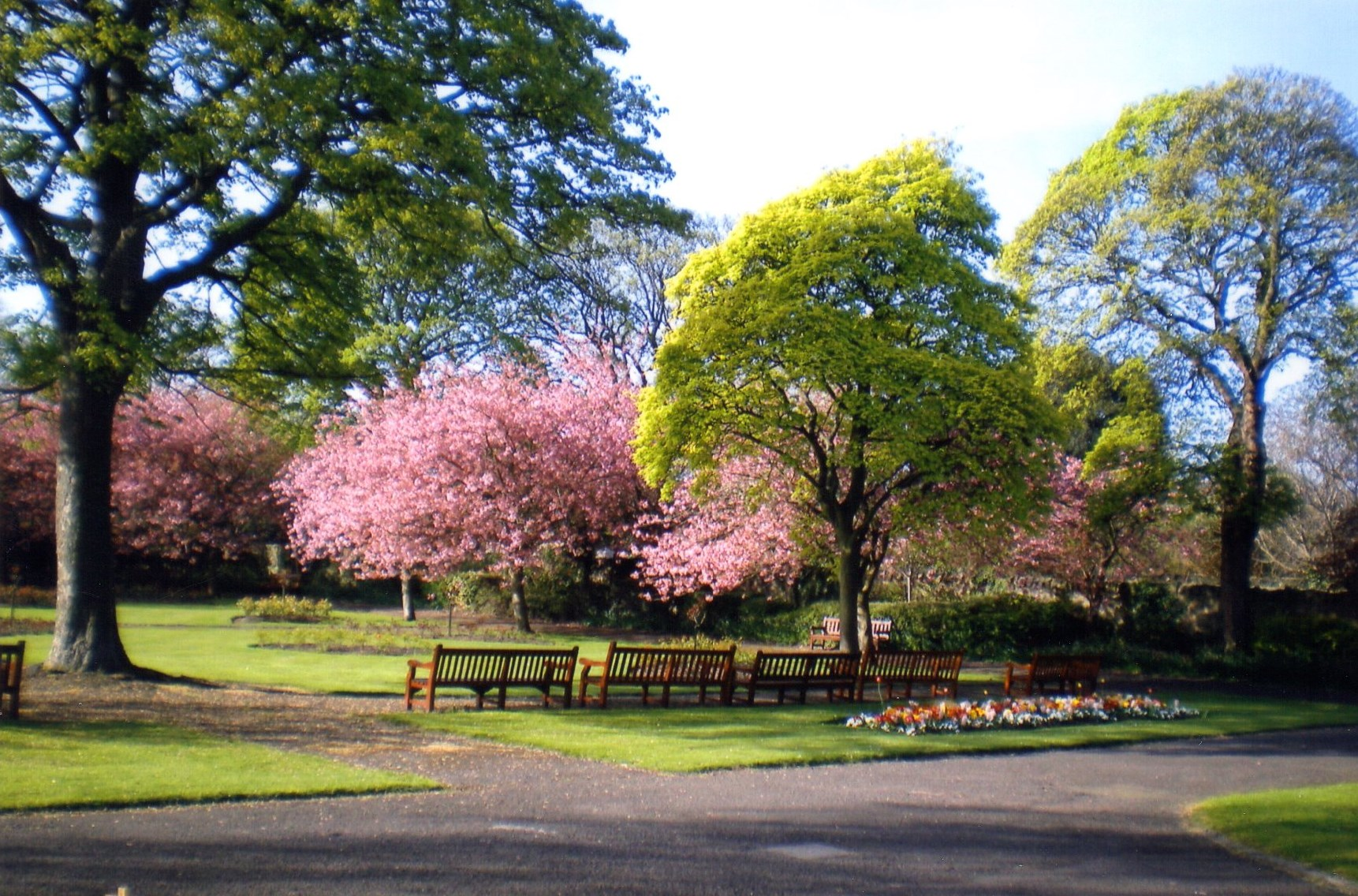 The Duke and Duchess of Cambridge visited Starbank Park in Ednburgh